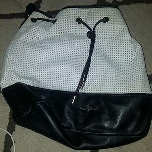 Lightly used Cole haan bucket bag